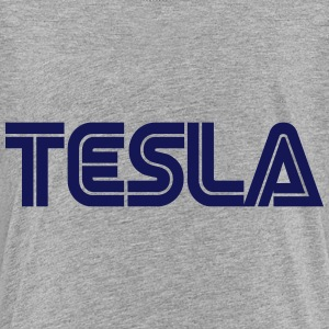 TESLA Baby & Toddler Shirts - Toddler Premium T-Shirt