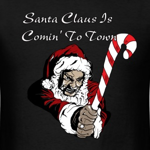 Santa Claus is comming to town - Men's T-Shirt