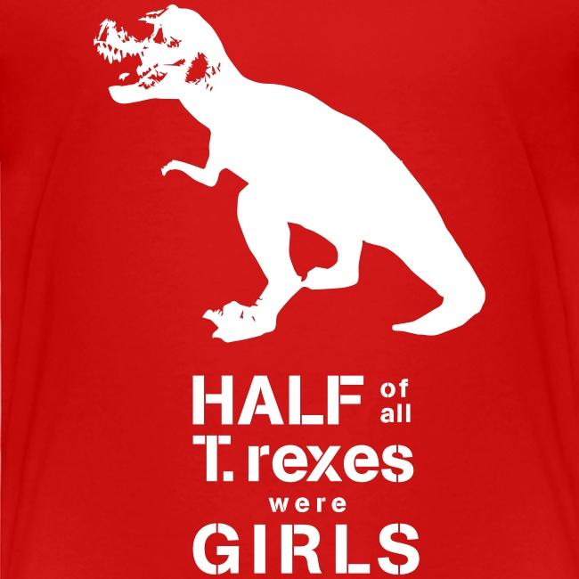 T.rex Toddler Tee
