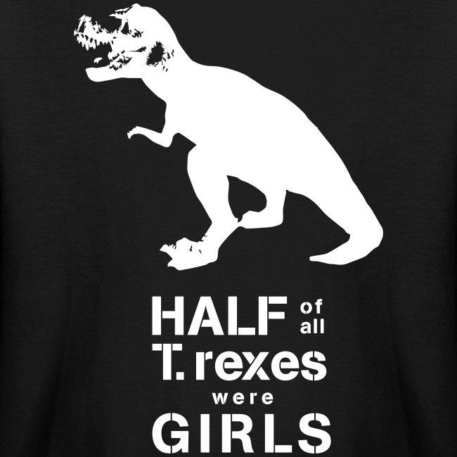 T. rex Kids' Long Sleeved Tee