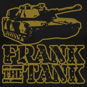 FRANK THE TANK - Men's Premium T-Shirt