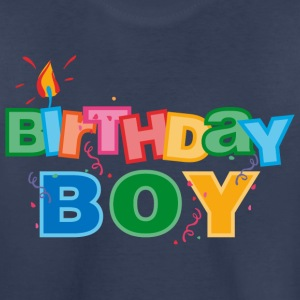 Birthday Boy Letters Baby & Toddler Shirts - Toddler Premium T-Shirt