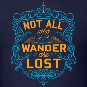 Wanderlust - Men's T-Shirt
