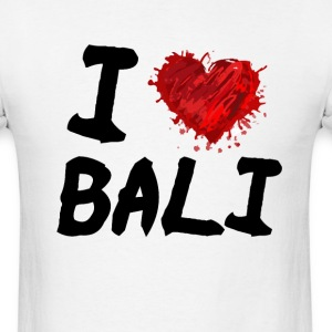 I Love Bali T-Shirts - Men's T-Shirt