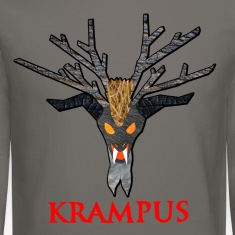 Krampus Nature Long Sleeve Shirts