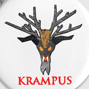 Krampus Nature Buttons - Small Buttons