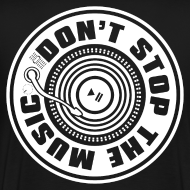 Design ~ DON'T STOP THE MUSIC