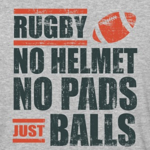 Rugby Just Balls T-Shirts - Baseball T-Shirt