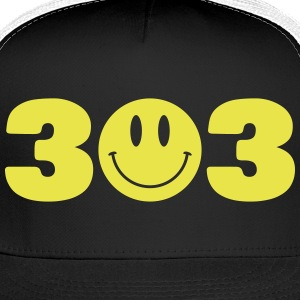 3 Smiley 3 Sportswear - Trucker Cap