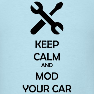 mod your car - Men's T-Shirt