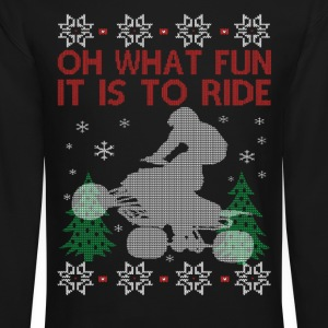 Quad Biking Christmas - Crewneck Sweatshirt