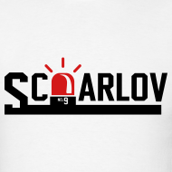 Design ~ Scoarlov Men's T-Shirt White