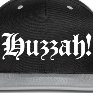 Huzzah! Caps - Snap-back Baseball Cap