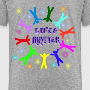 LIVES MATTER - Kids' Premium T-Shirt