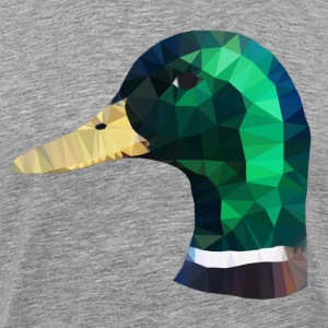 Advice Mallard - Men's Premium T-Shirt