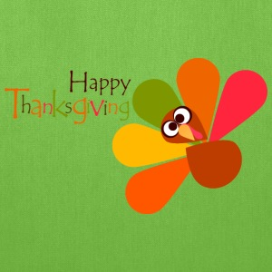 Happy Thanksgiving Day Turkey 17 - Tote Bag