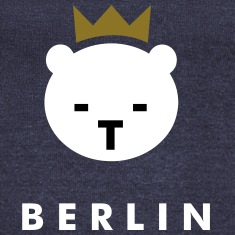 Berlin Bear Long Sleeve Shirts