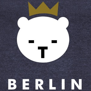 Berlin Bear Long Sleeve Shirts - Women's Wideneck Sweatshirt