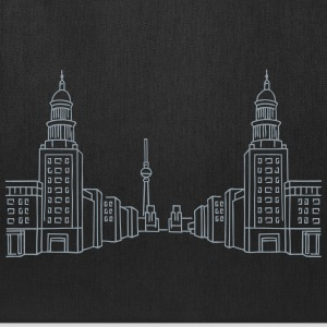 Frankfurter Tor Berlin Bags & backpacks - Tote Bag