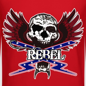 REBEL SKULL - Crewneck Sweatshirt