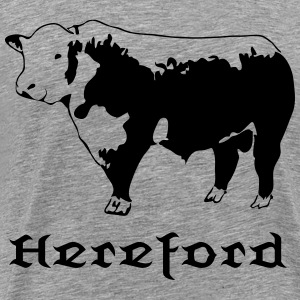 Hereford - Men's Premium T-Shirt