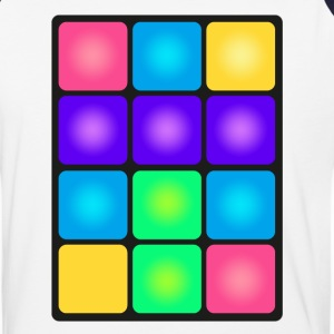 Drum Pads T-Shirts - Baseball T-Shirt