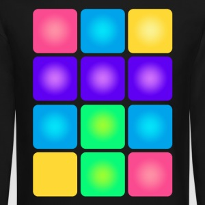 Drum Pads Long Sleeve Shirts - Crewneck Sweatshirt