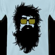 Design ~ Men With Beards & Glasses