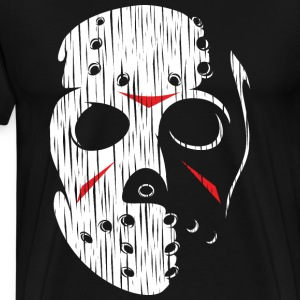 Hockey mask I - Men's Premium T-Shirt