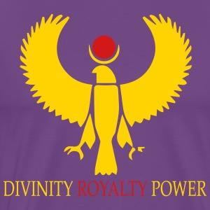 Divinity Royalty Power  - Men's Premium T-Shirt