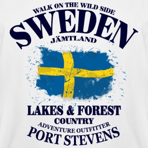 Sweden T-Shirts - Men's Tall T-Shirt