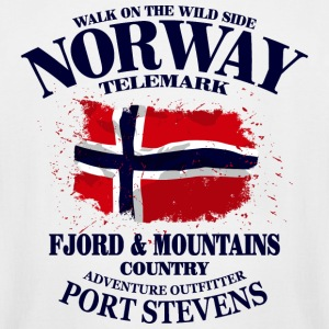 Norway T-Shirts - Men's Tall T-Shirt