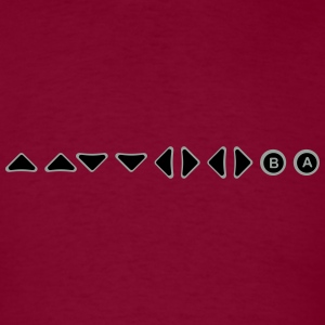 konami cheat code T-Shirts - Men's T-Shirt