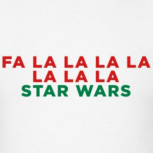 Star Wars Christmas Song - Men's T-Shirt