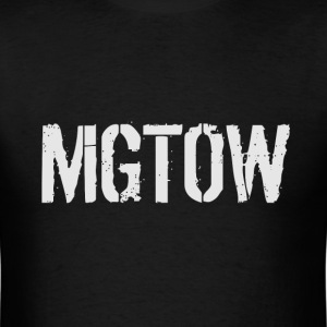 MGTOW Going Own Way - Men's T-Shirt