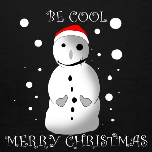 Cool Snowman - Women's T-Shirt