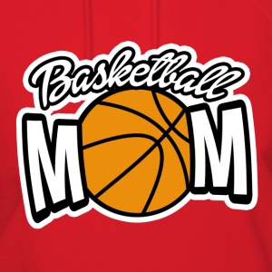Basketball Mom funny - Women's Hoodie