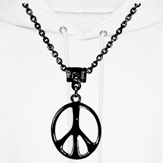 peace and love chain