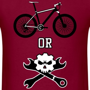 Ride or die - mechanic T-Shirts - Men's T-Shirt