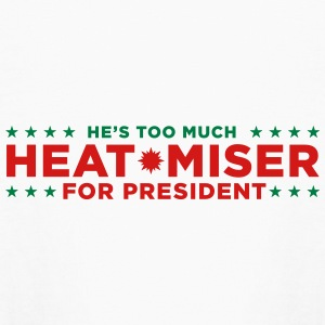 Heat Miser for President - Kids' Long Sleeve T-Shirt