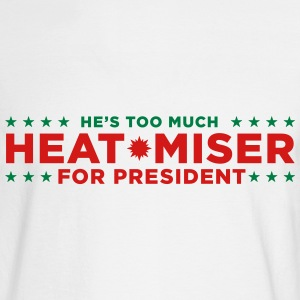 Heat Miser Christmas - Men's Long Sleeve T-Shirt