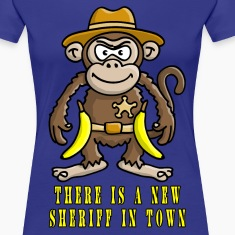 cowboy_affe_new_sheriff_112015_a Women's T-Shirts