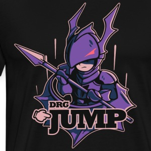 Dragoon JUMP! - Men's Premium T-Shirt