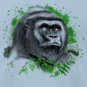 Gorilla T-Shirts - Men's T-Shirt by American Apparel