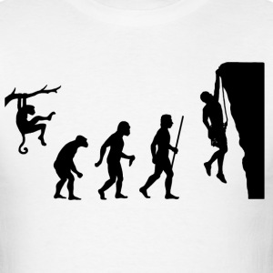 Evolution Rockclimbing - Men's T-Shirt