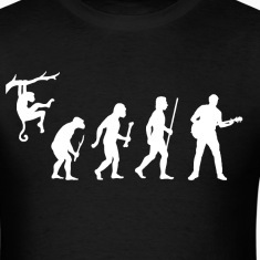Evolution Man Guitar