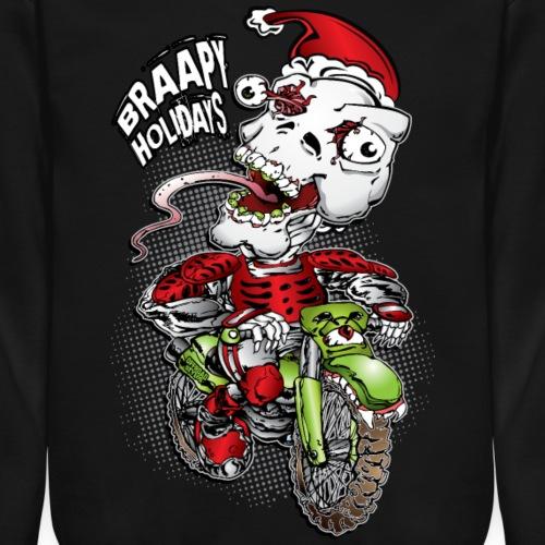 Psycho Skull Santa MotoX