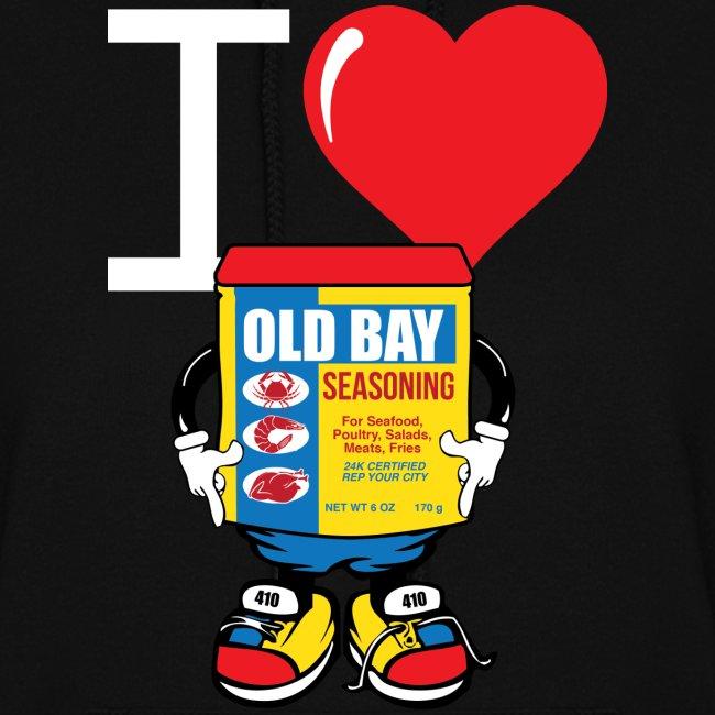 I Love Old Bay