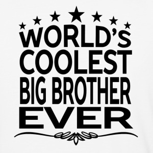 WORLD'S COOLEST BIG BROTHER EVER T-Shirts - Baseball T-Shirt