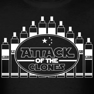 Attack of the Clones - T-Shirt - Men's T-Shirt